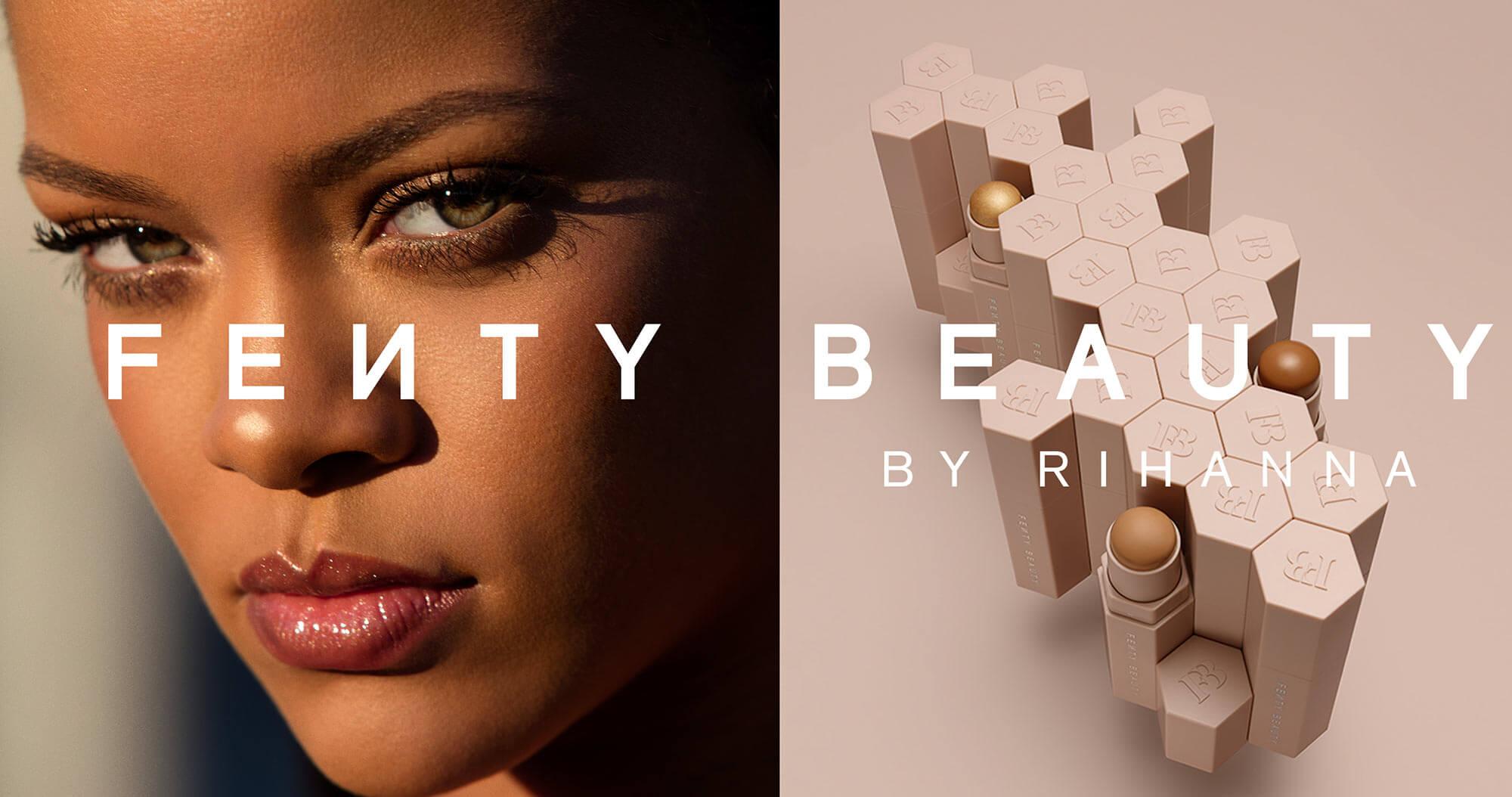 Fenty Beauty by Rihanna Campaign