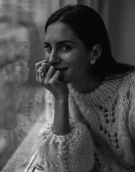 Gala Gonzalez Collaborating With Bvlgari