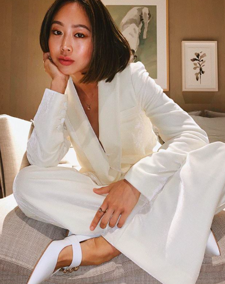 Aimee Song Collaborating With Chopard