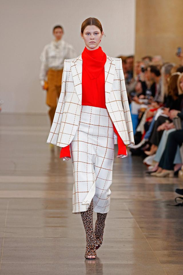 VICTORIA BECKHAM FALL READY TO WEAR 2019.