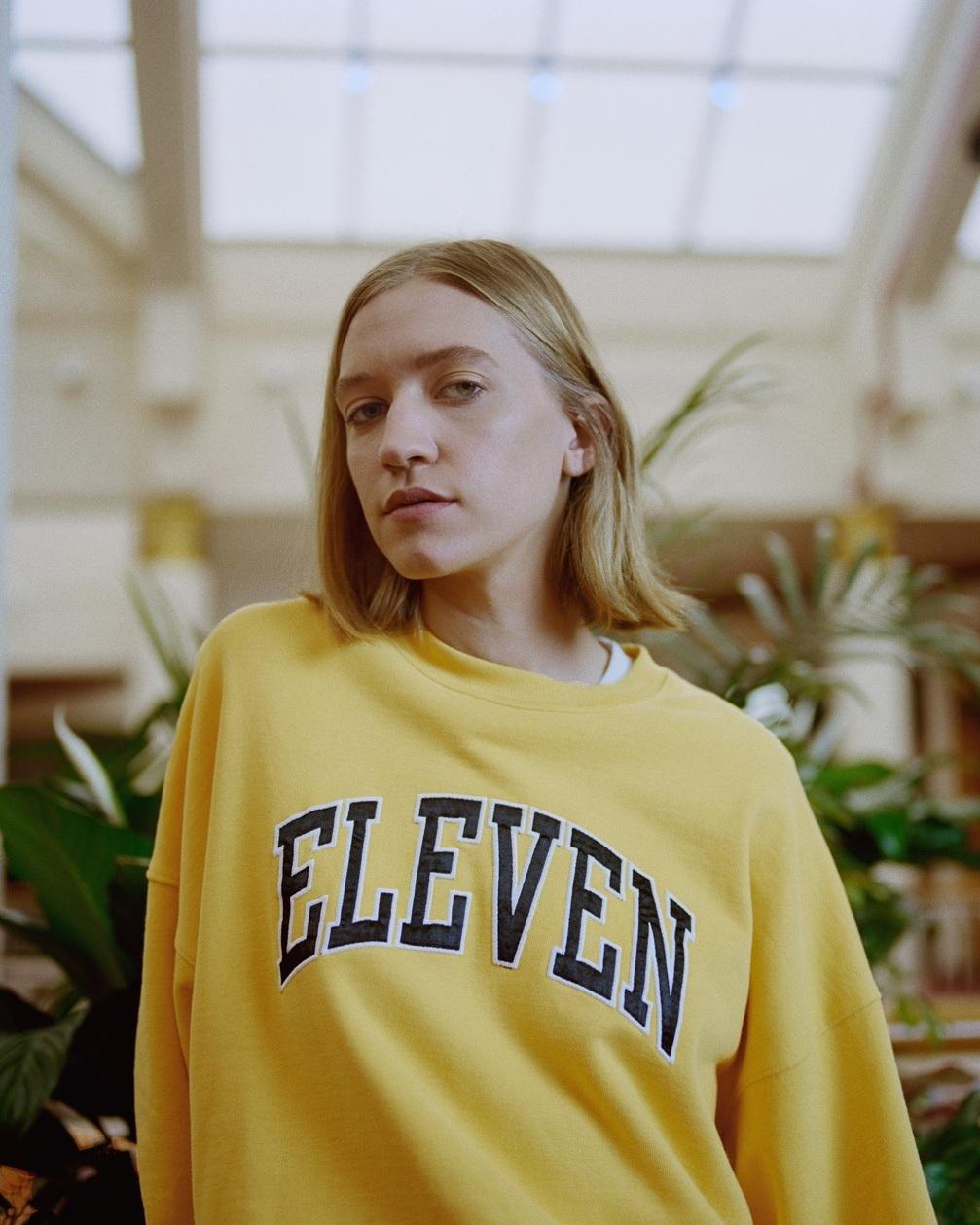 Unisex Stranger Things 'Eleven' Jumper - £55
