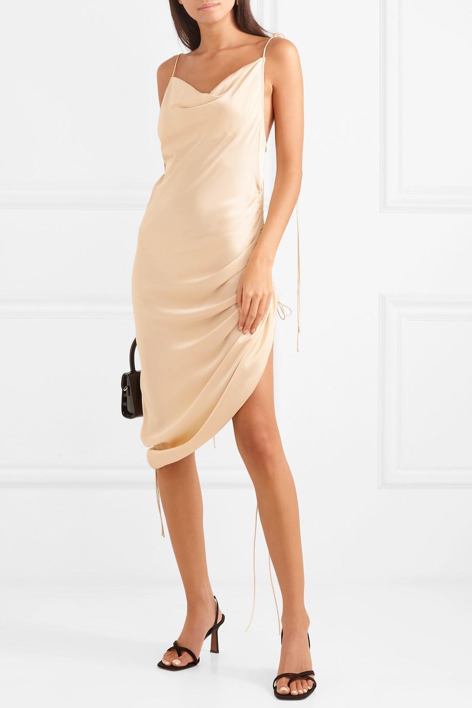 ORSEUND IRIS - Draw String Dress£635 GBP