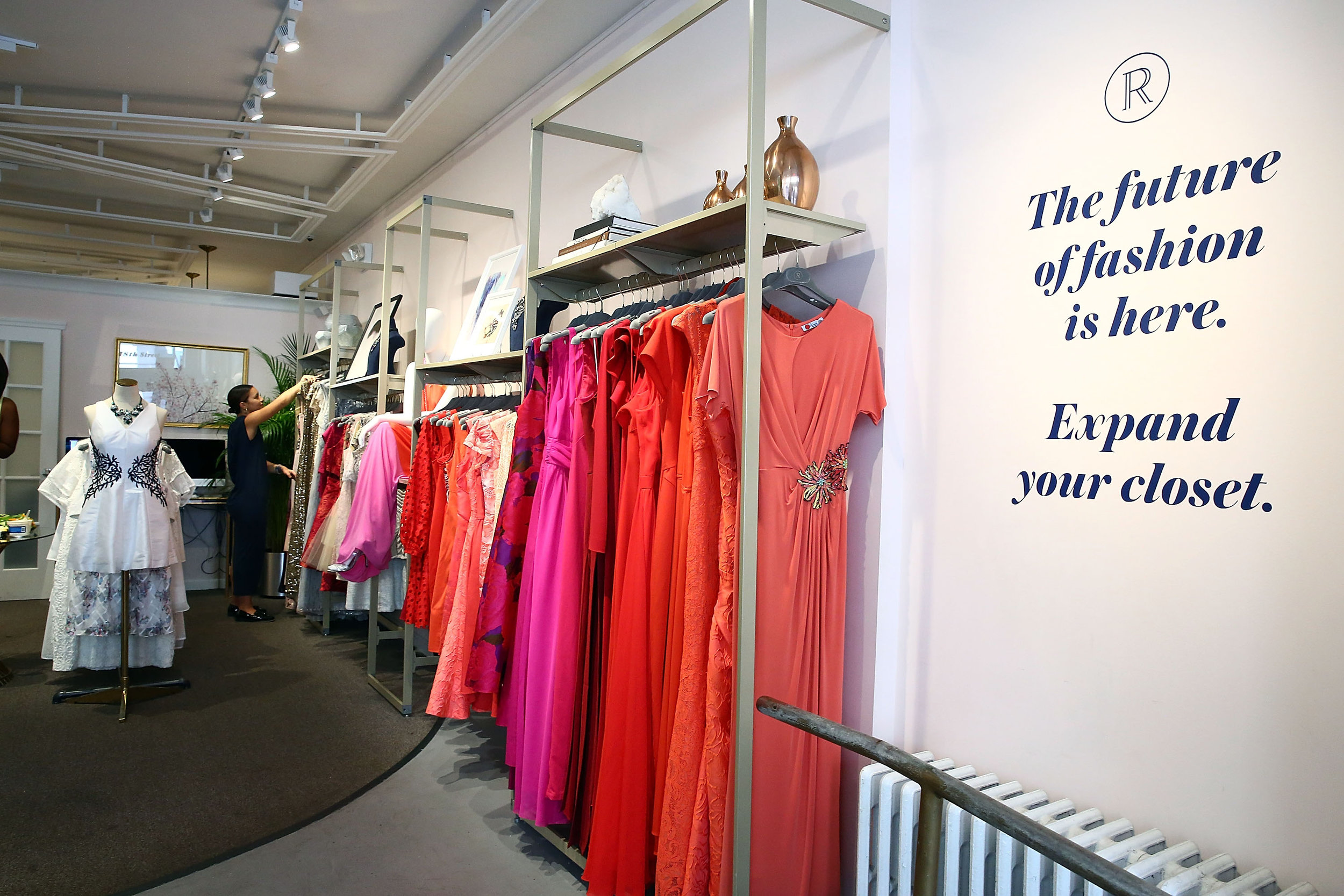 Neiman Marcus Taps Rent the Runway in Search of Younger Shoppers