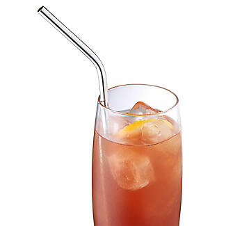 Joie Reusable Stainless Steel Drinking Straws – Pack of 6, Lakeland £5.99