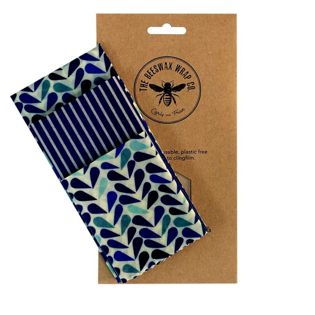 Starter Bundle, Beeswax Wrap Co. £20.00