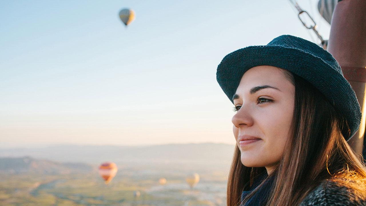 Balloon Flight Experience -