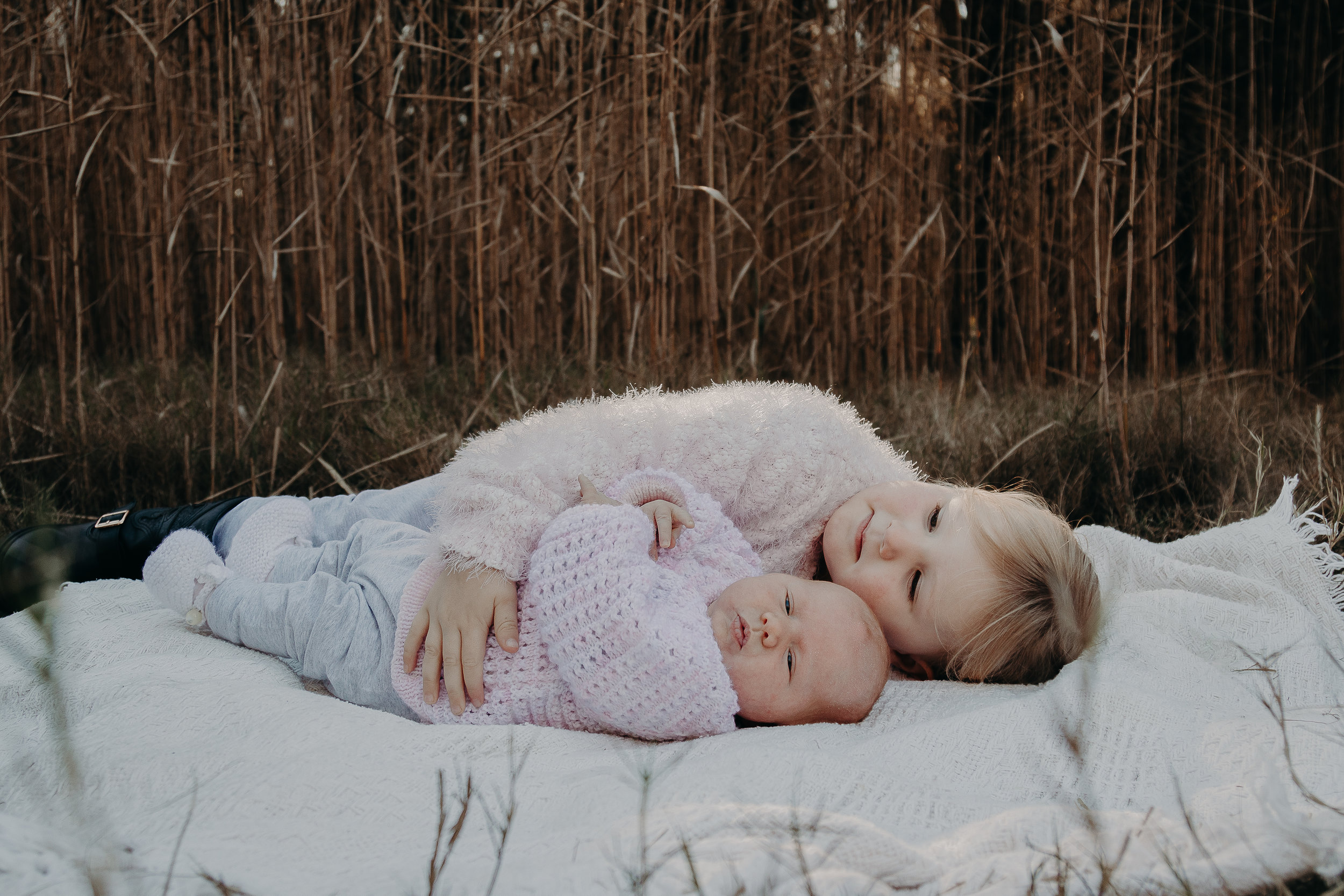 Darcie + Ariana - Sibling Photo Session | Shoalhaven, NSW