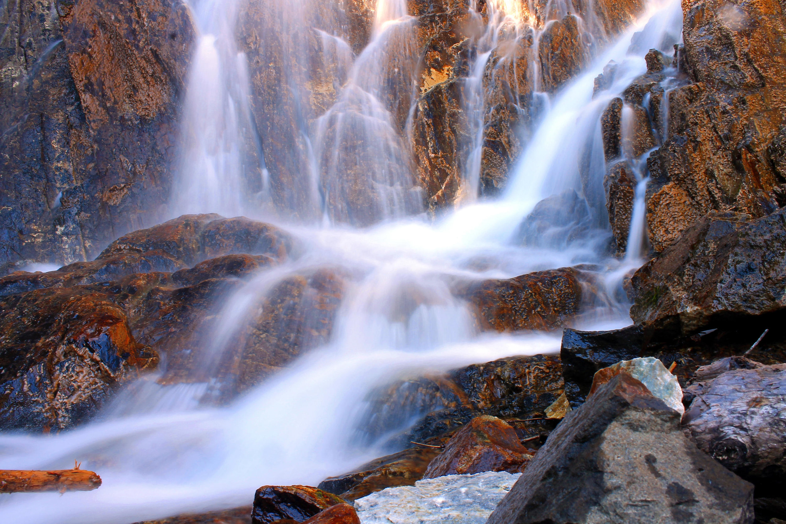 Ice Falls, Eagle Cap Wilderness