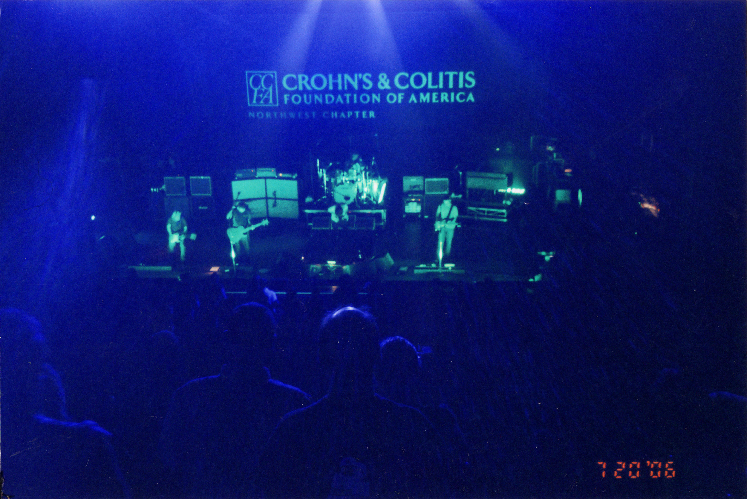 Pearl Jam - July 20, 2006 - Portland, OR, USA