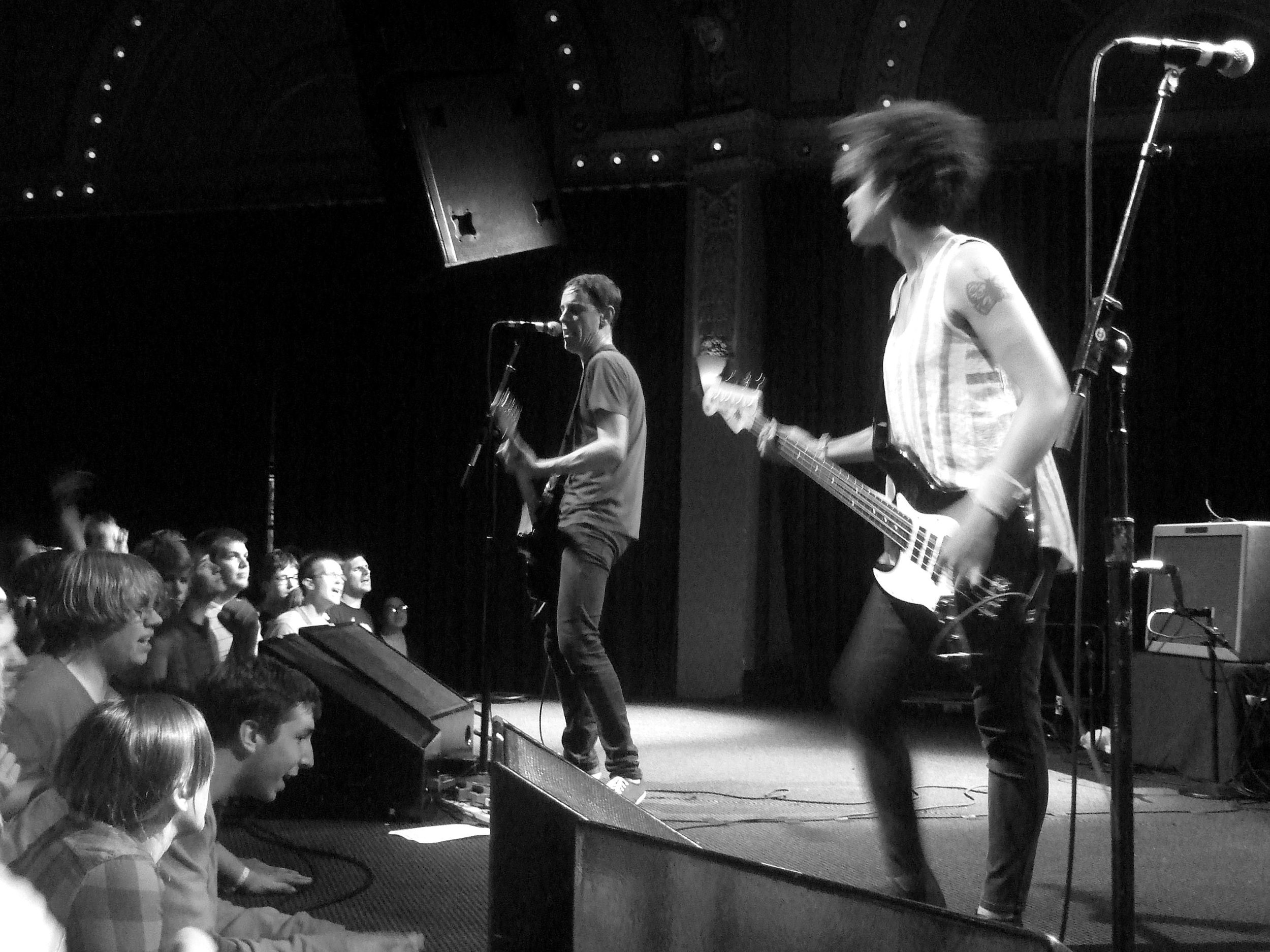 The Thermals - September 9, 2010 - Portland, OR, USA
