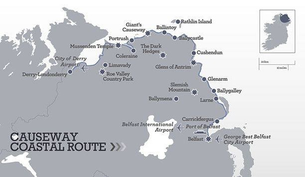 Take a self drive journey along Causeway Coastal Route from Belfast to LondonDerry. There are many attractions to see including the Dark Hedges Experience, a guided tour of the Dark Hedges Estate.  Find out more at www.darkhedgesexperience.com