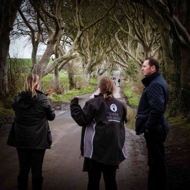 Make the most of this August bank holiday weekend (24th-26th August) with a visit to the Dark Hedges Experience. 45 minute guided tours depart on the hour from 10am. Step inside the Dark Hedges Experience Centre to book your tour, buy refreshments and gifts.  #darkhedges #gameofthrones #holidayideas For more information     www.darkhedgesexperience.com