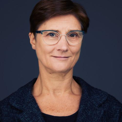 Karen J Souter      M.B., B.S., F.R.C.A., MACM.