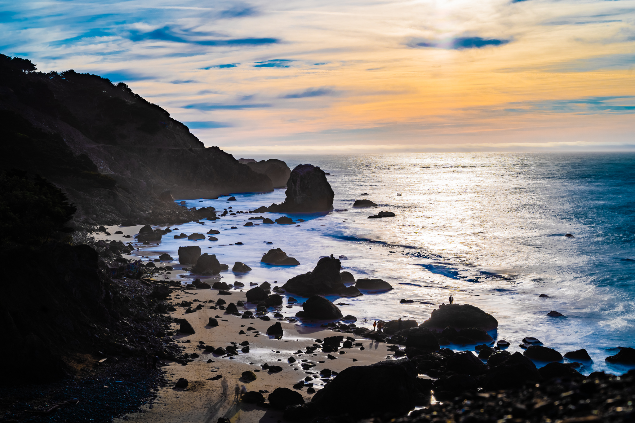 San Franscisco — Lands End