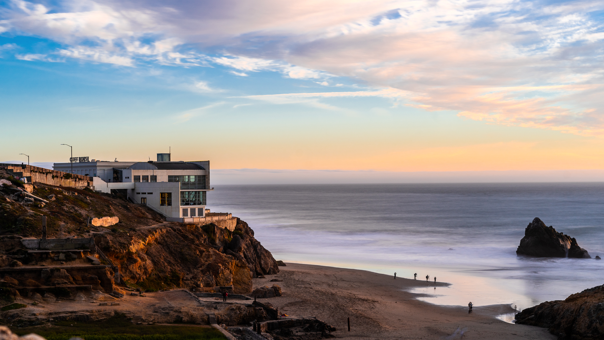 Cliff House, Golden Gate National Recreation Area, San Francisco