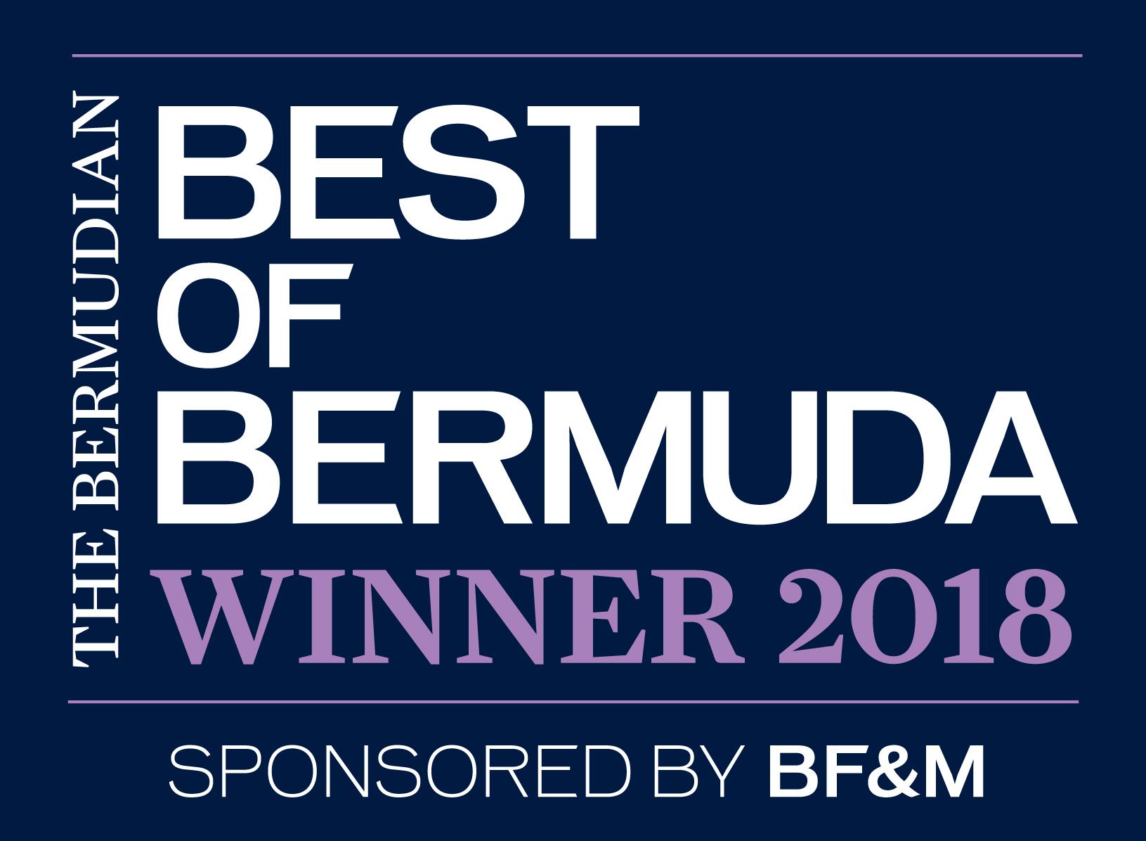 2018 Winner best of bermuda makeup artist -