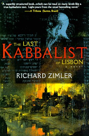 Cover: The Last Kabbalist of Lisbon