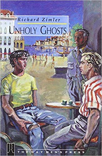 Cover: Unholy Ghosts