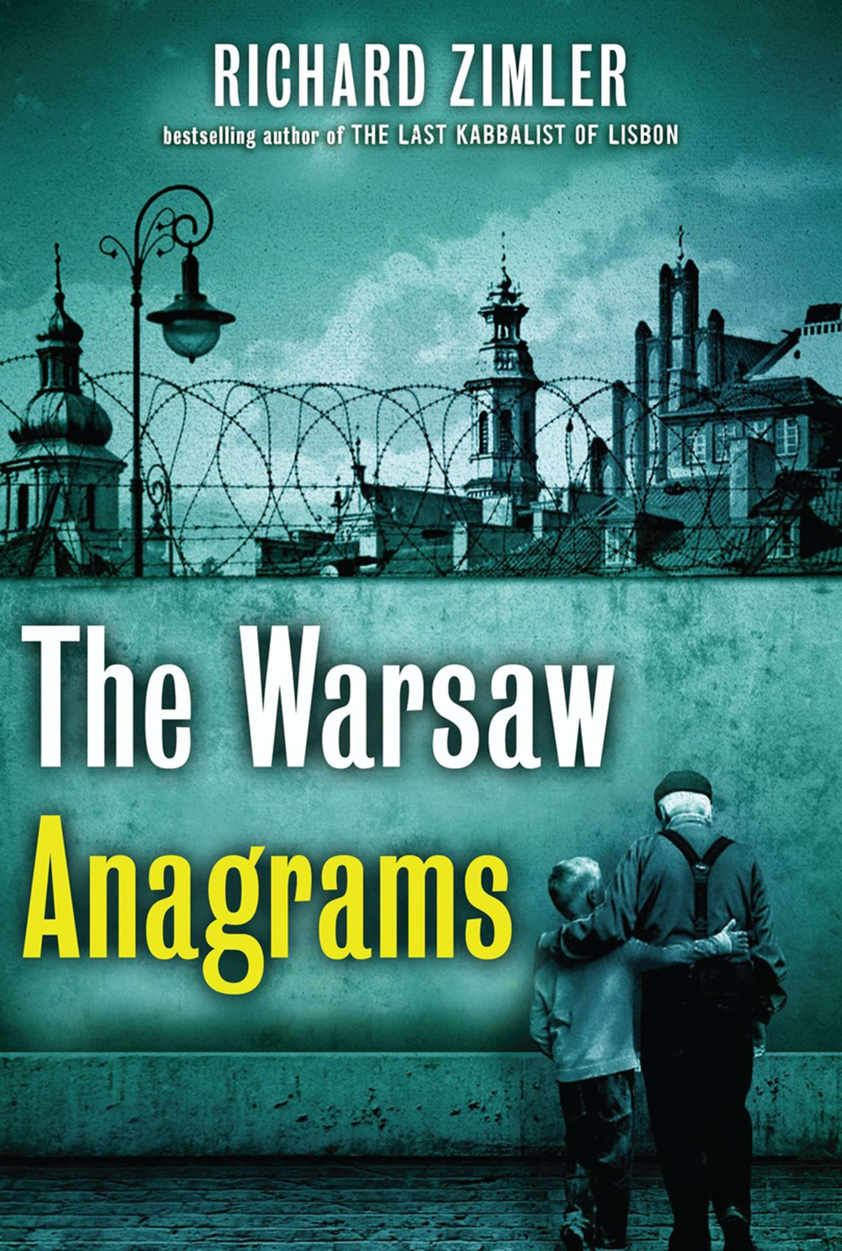 Cover: The Warsaw Anagrams