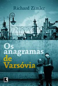 Cover:  Os Anagramas de Varsóvia