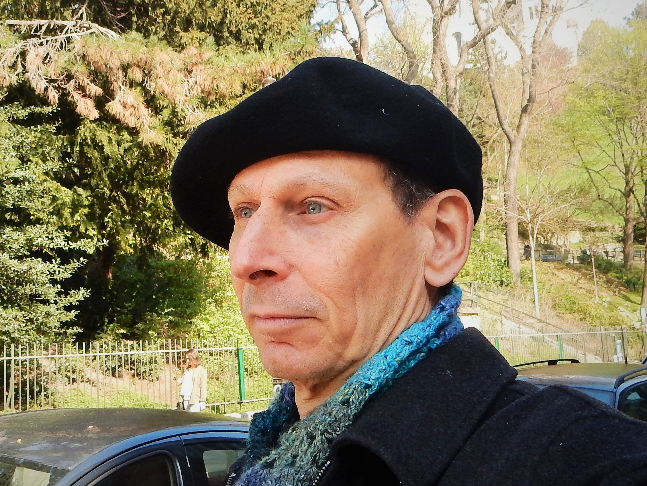 In Paris, April 12, 2015.JPG