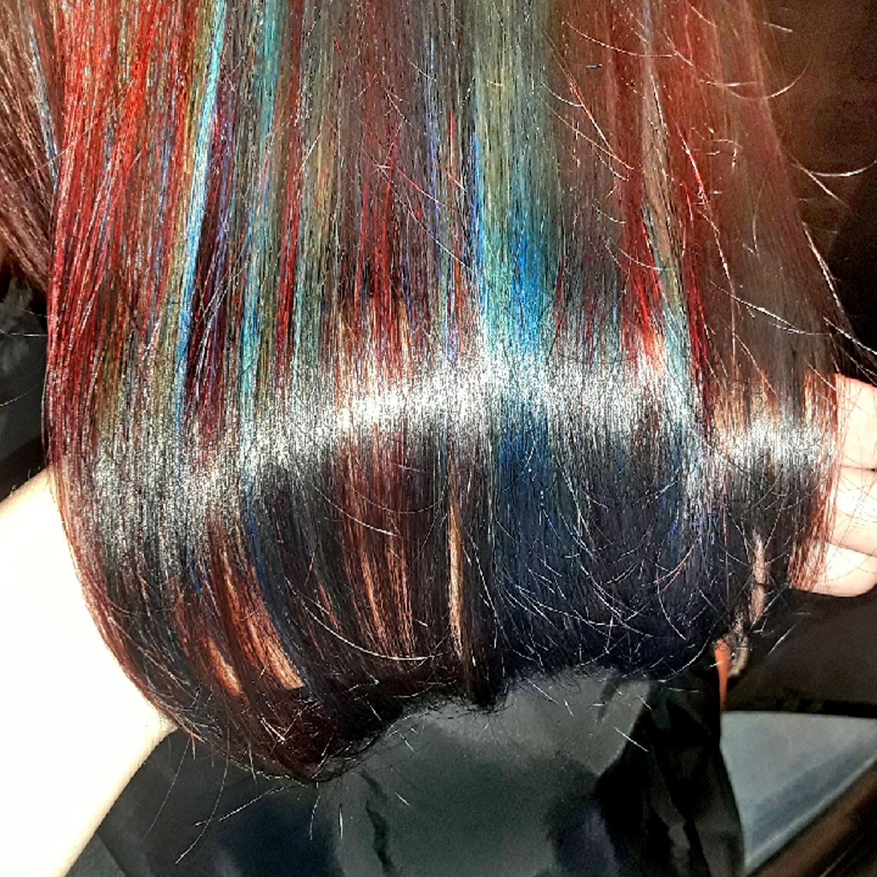 Multi Color Highlights