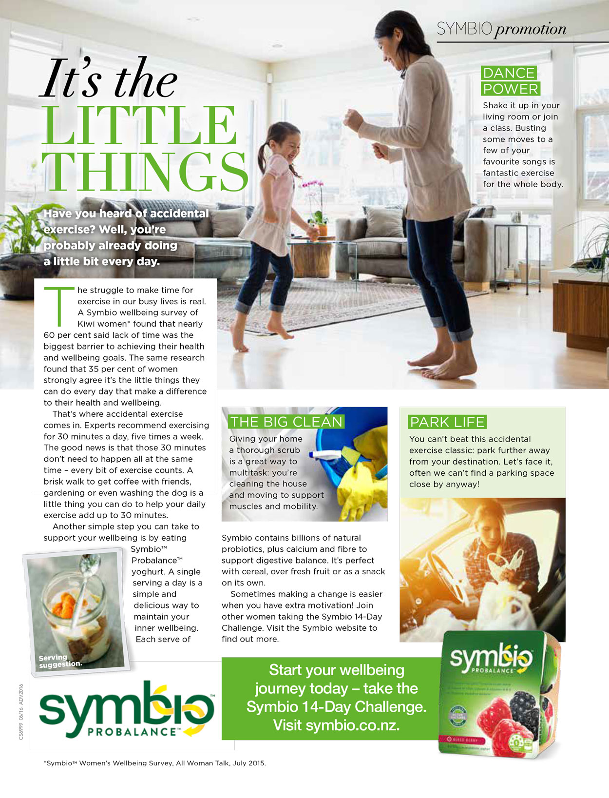 Domestic Bliss - From laundry liquid to real estate, appliances to parenting, home life offers a wealth of copywriting material.