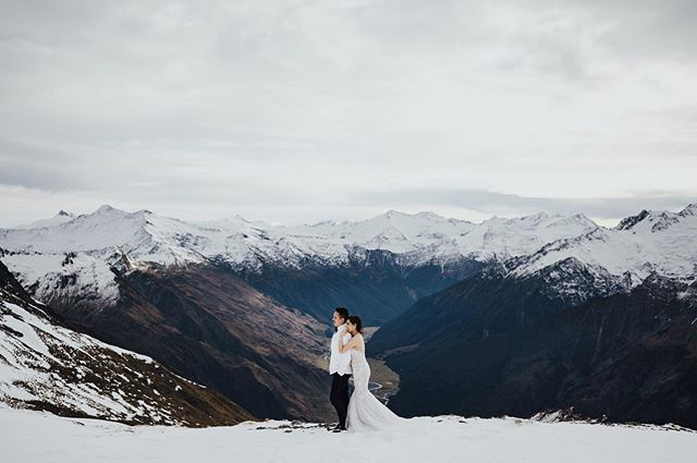 Hey all! It's been a while- lots of changes over here including a new job. We are back though; ready to rock and roll starting with this preview of Vicheka and Anthony's killer snowy mountaintop elopement coming soon 😍