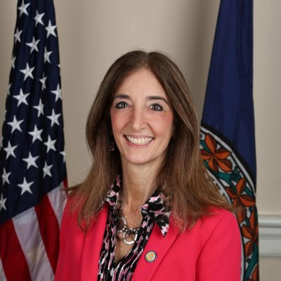 Del. Eileen Filler-Corn   Democratic Leader - VA House
