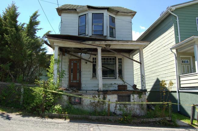 House Needs Major Repairs