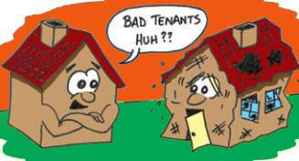 Evicting Tenants