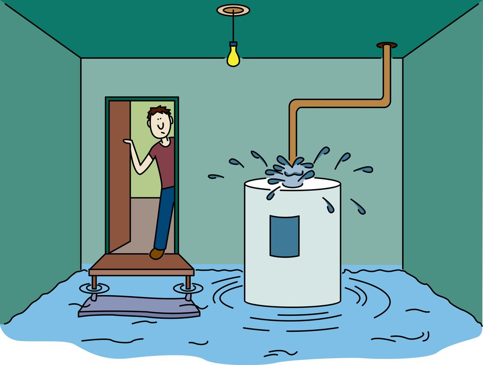 Broken Water Heater?