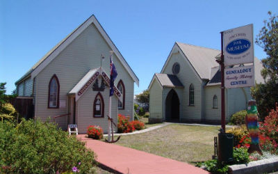 Stanley Hotel and Apartments- Things to do in Stanley Tasmania  Stanley Discovery museum