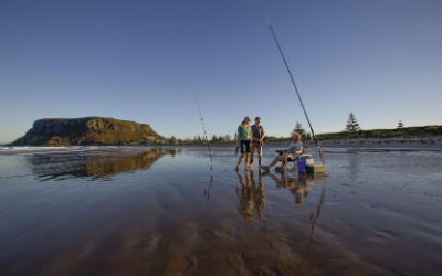 Stanley Hotel and Apartments- Things to do in Stanley Tasmania  Fishing