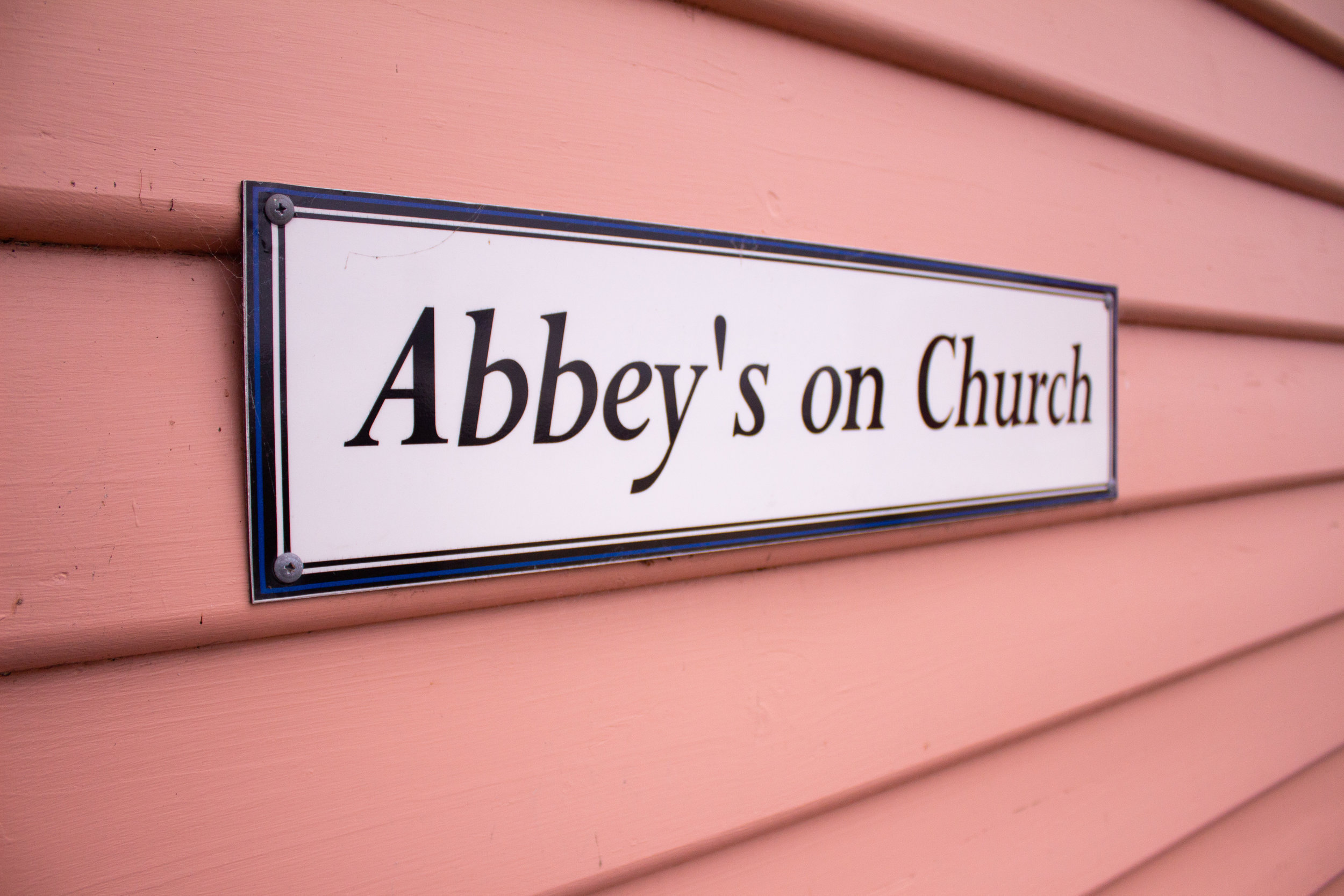 Stanley Hotel & Apartments-  Abbey's on Church