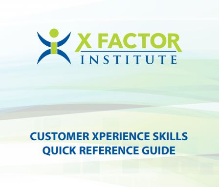 """Download """"Customer XPerience Skills""""  Here"""