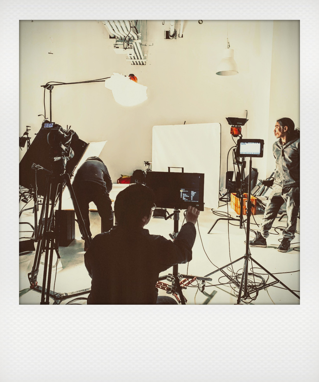 スタジオ - CM、ドラマ、TV番組、MVの撮影