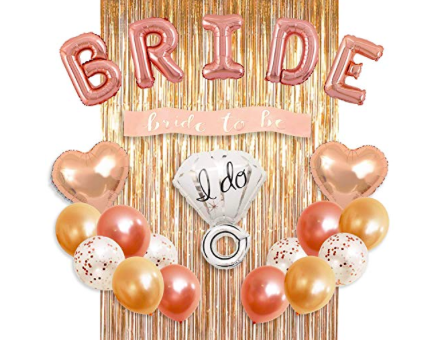 Party Decorations ($16.99)