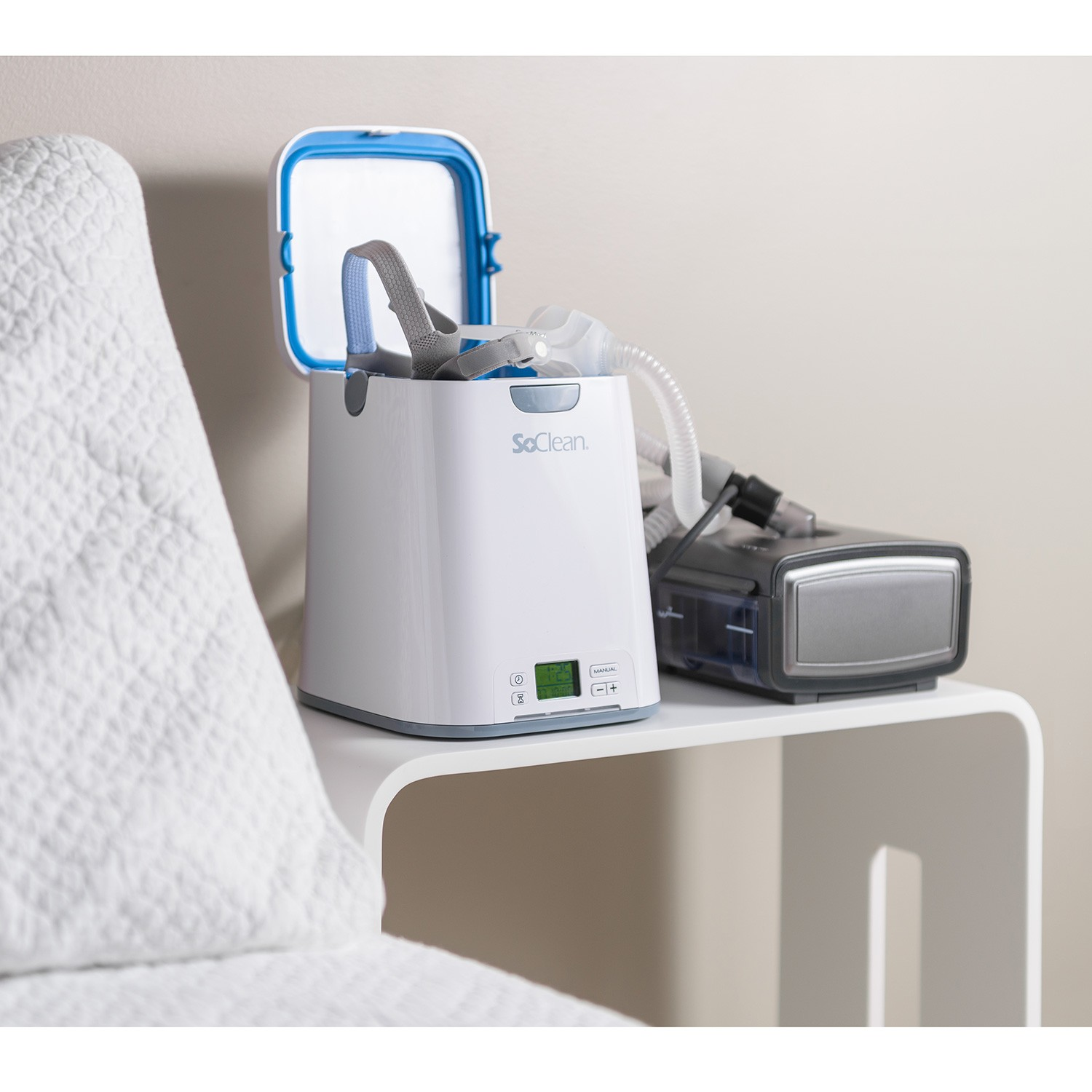 What is a CPAP Cleaner? - A CPAP cleaner is a device that sanitizes CPAP equipment.CPAPCleaner.org is a growing resource for CPAP cleaning topics.As we grow, we hope to help sleep apnea suffers determine the best solution for their CPAP cleaning needs.