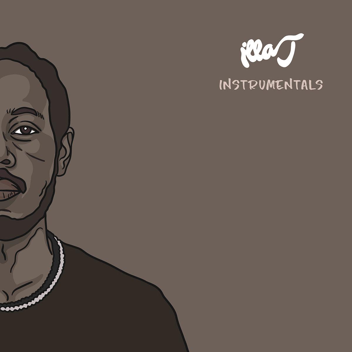 Illa J Instrumentals - Potatohead People