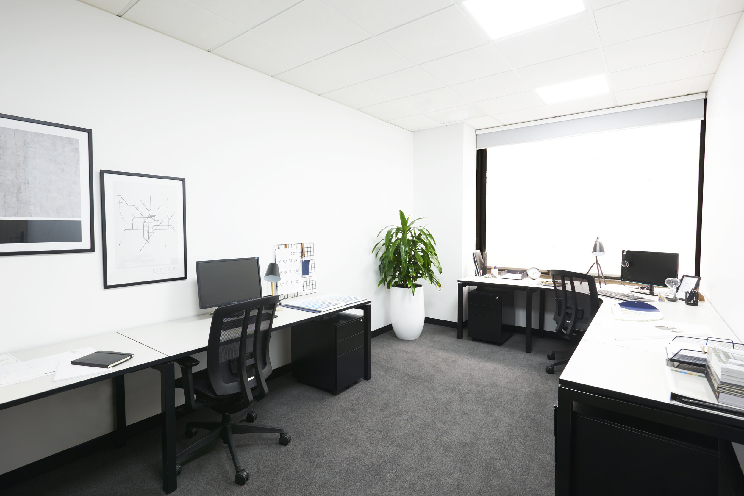 Melbourne CBD - Serviced Office