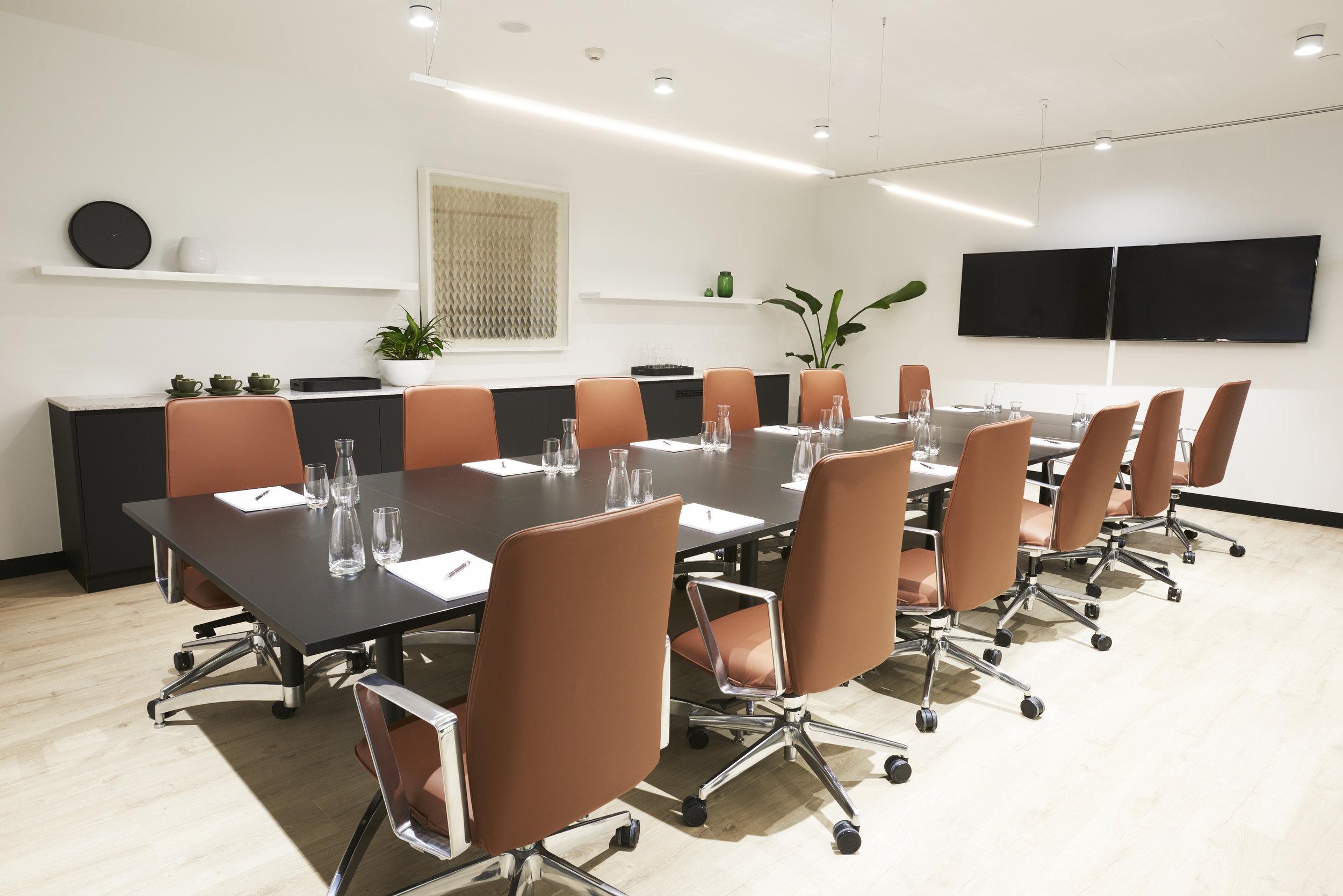 Melbourne CBD - Boardroom