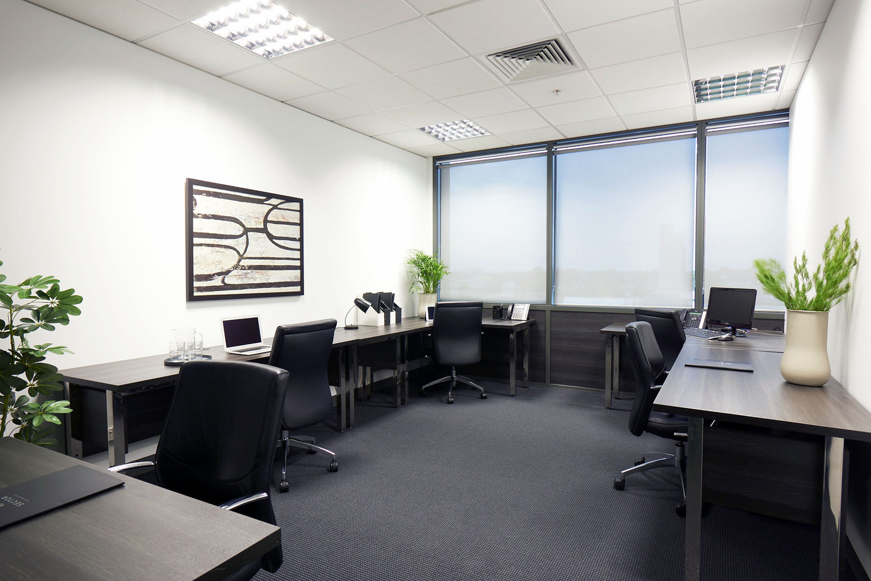 SERVICED OFFICES -