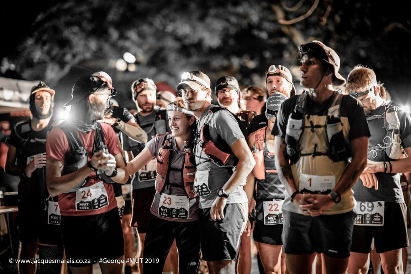 Running in the Mountains - ROELOF MOSTERT'S ACCOUNT OF THE GEORGE MOUNTAIN ULTRA, 2019