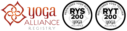 Affiliated by Yoga Alliance USA