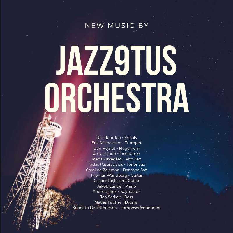 Jazz9tus Orchestra - TIME: 12:00STAGE: BLACK ROOMVIEW PROGRAM