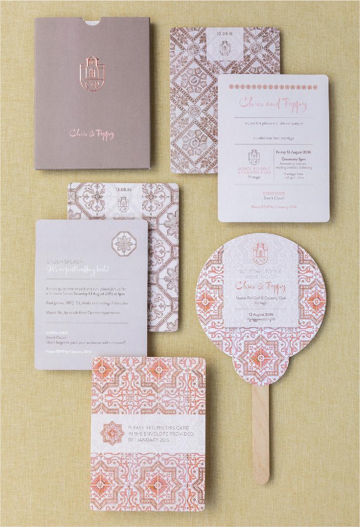 Louise Richardson Algarve Wedding Invitation.jpg