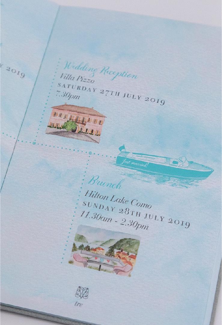 Louise Richardson Villa Pizzo Wedding Invitation.jpg