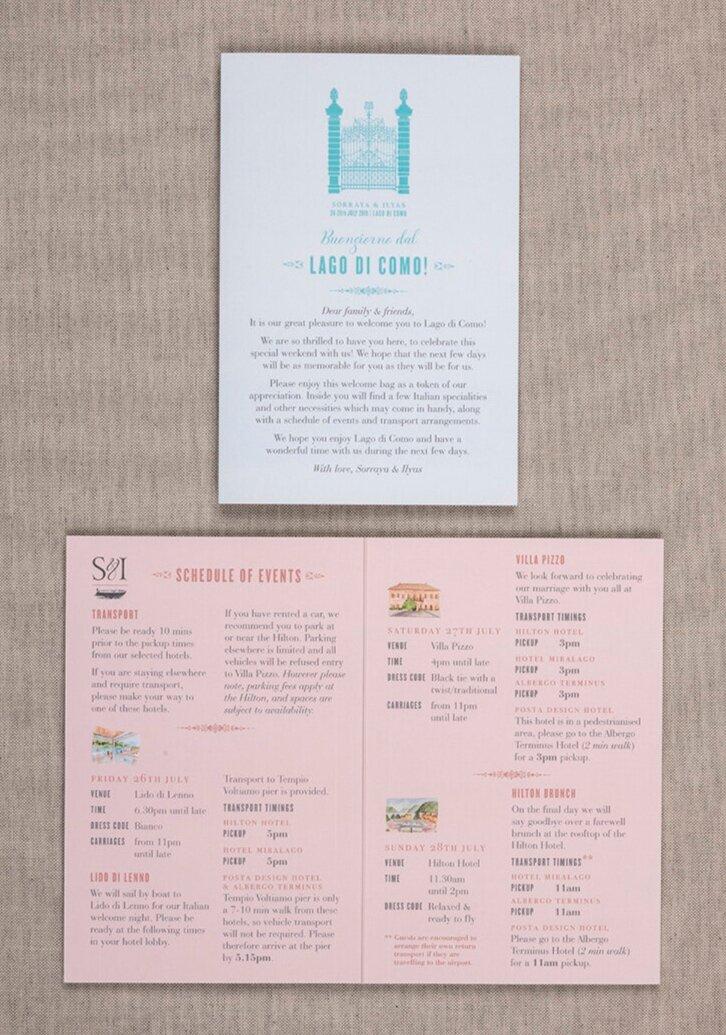 Louise Richardson_Welcome Card_Italianwedding.jpg