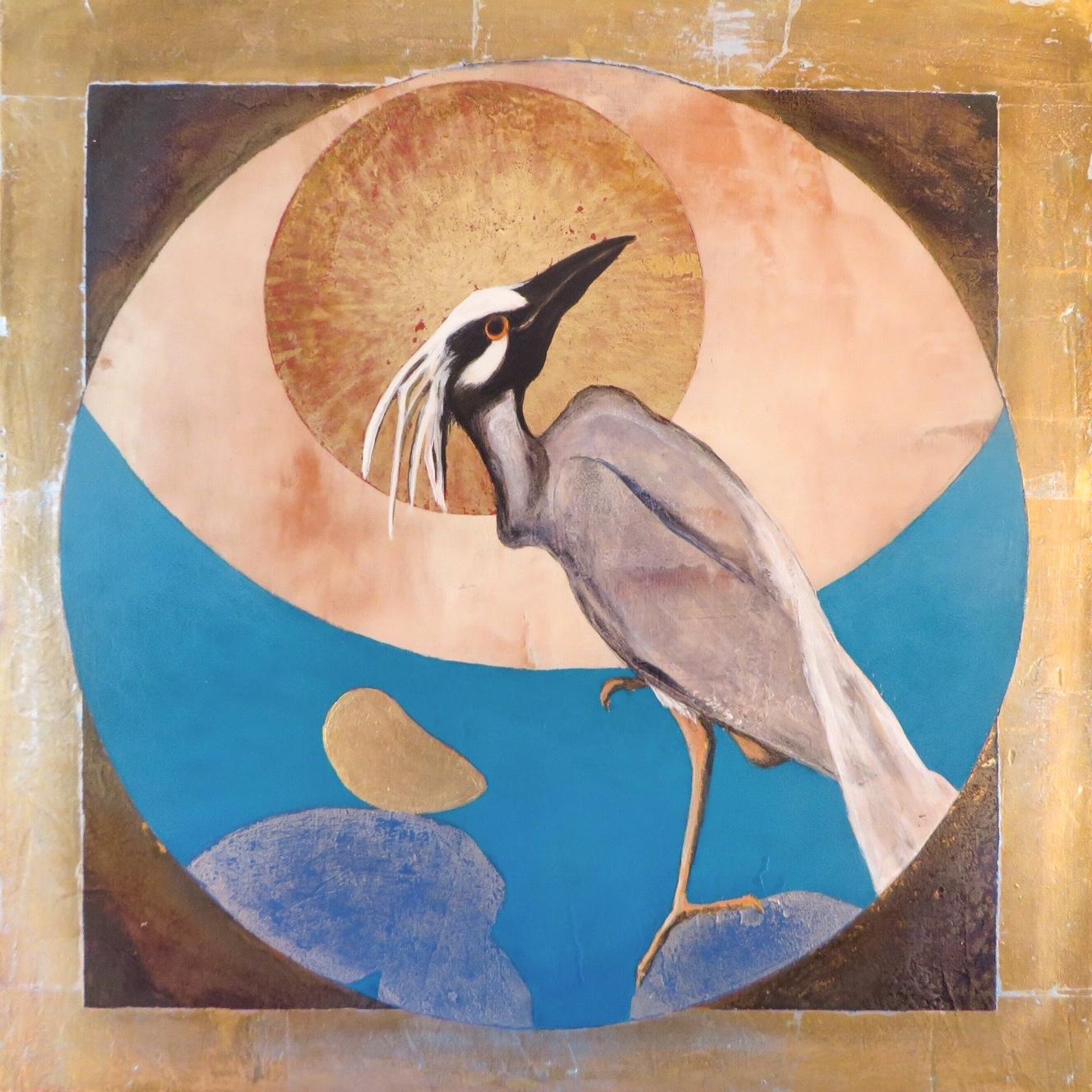 Waters Edge - Heron